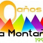 Logo Sociedad Montañera 20 años